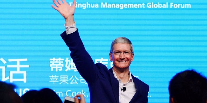 Apple Has Flurry of Problems to Deal With in China as Cook Begins Charm Offensive