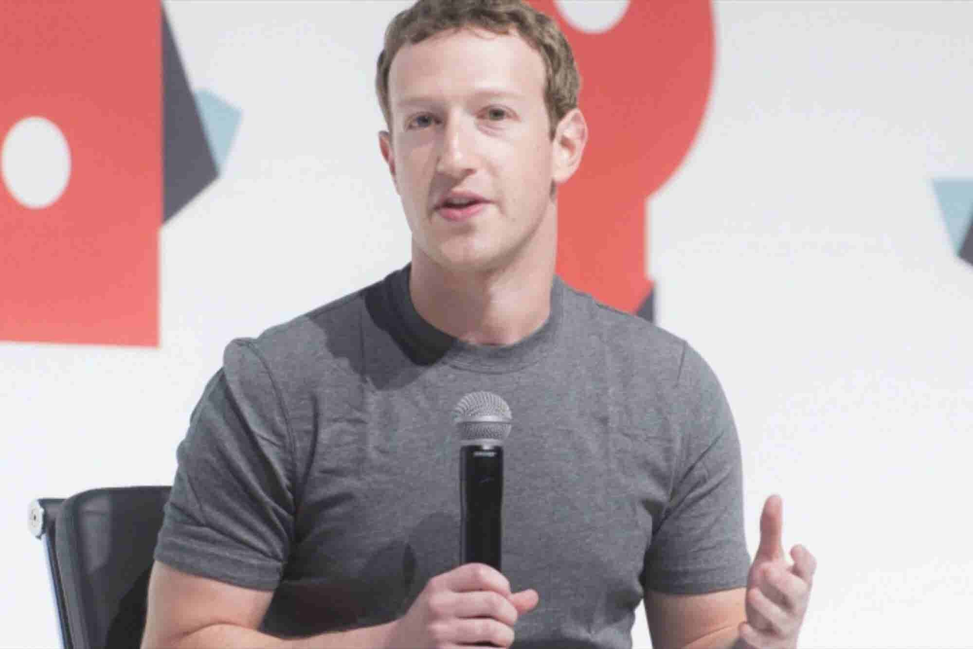 5 Things We Learned From This Mark Zuckerberg Interview