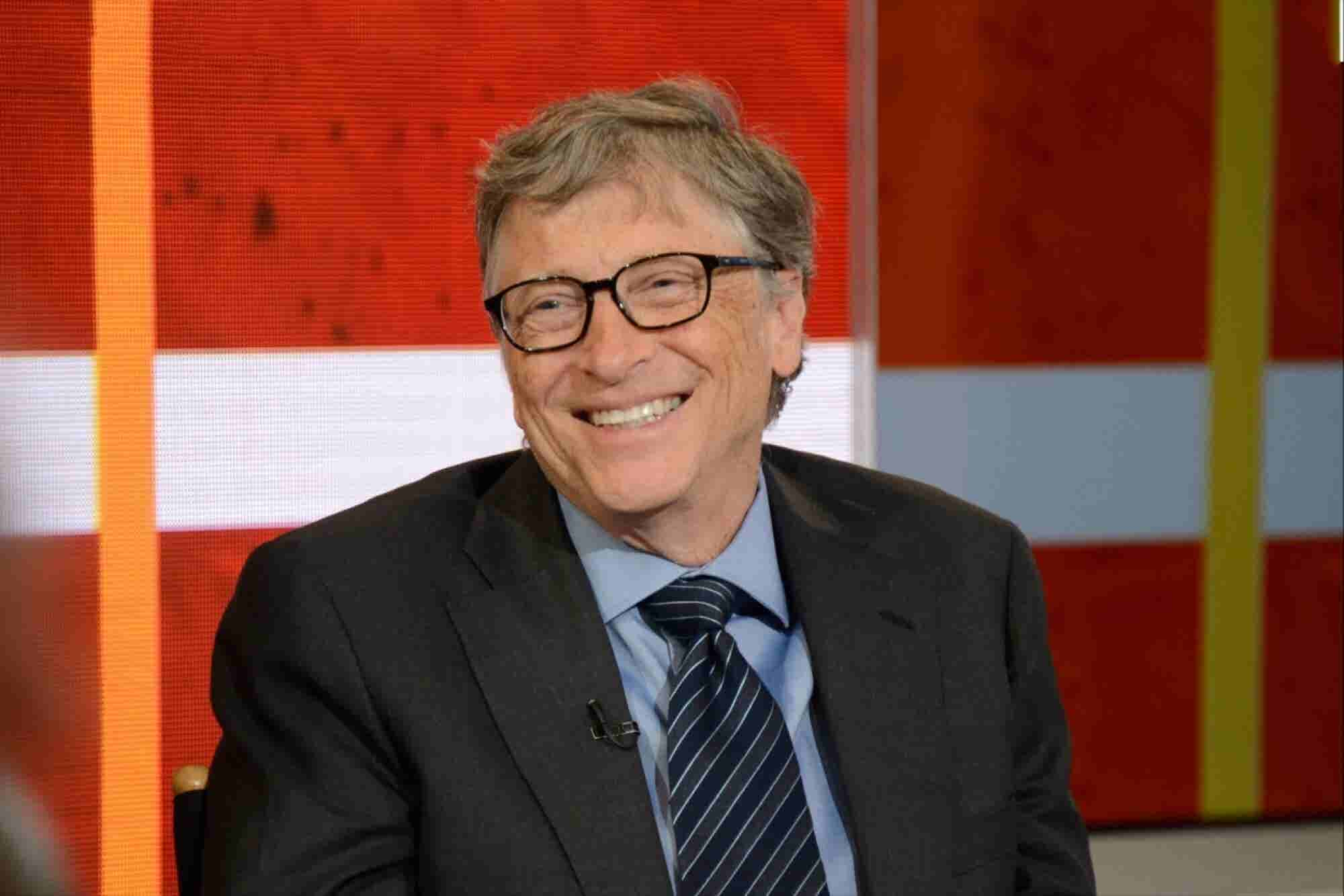 5 Life Lessons From Bill Gates, One of the Most Influential Philanthropists on Earth