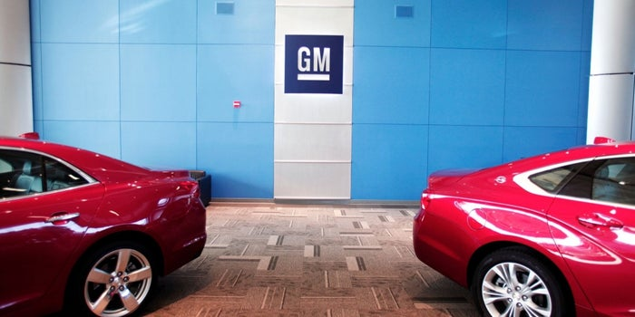 GM Expands Car-Sharing Service to Boston, Chicago, Washington
