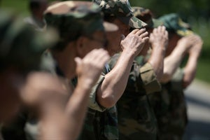 Veteran Franchisees, We Salute You (Infographic)