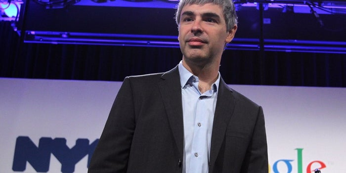 Larry Page Spars With Oracle Attorney at Android Trial