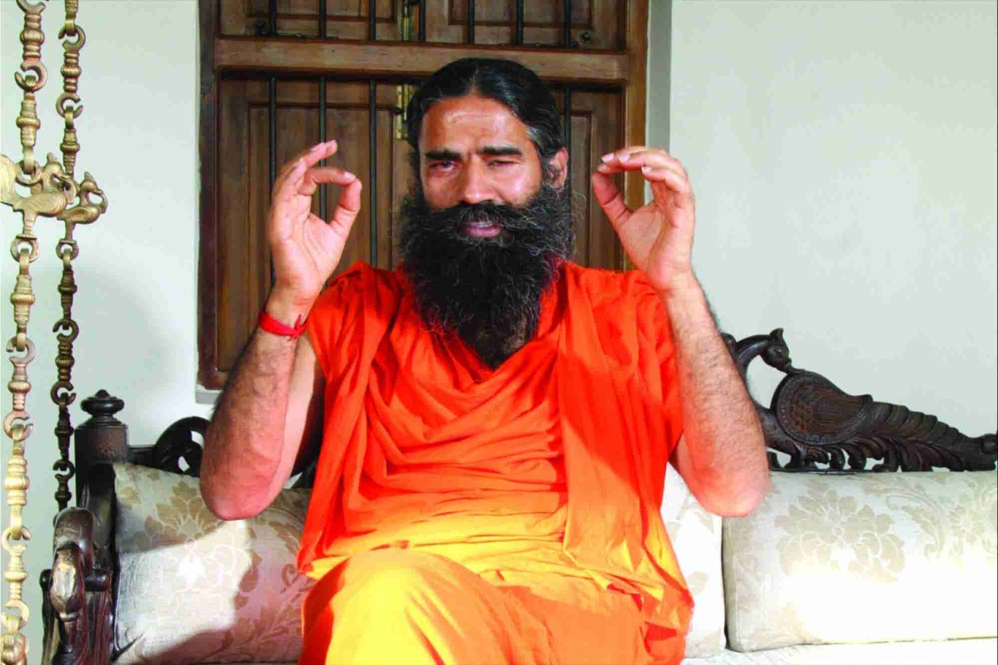 The Ultimate Yogipreneur - A Dialogue With Baba Ramdev