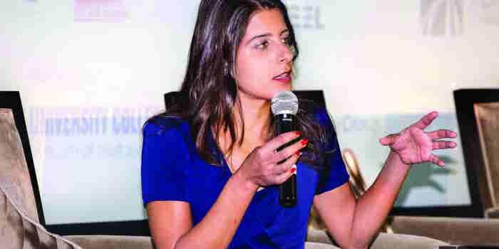 Entrepreneur Middle East's Achieving Women 2016: Sonia Weymuller, Founding Partner, VentureSouq