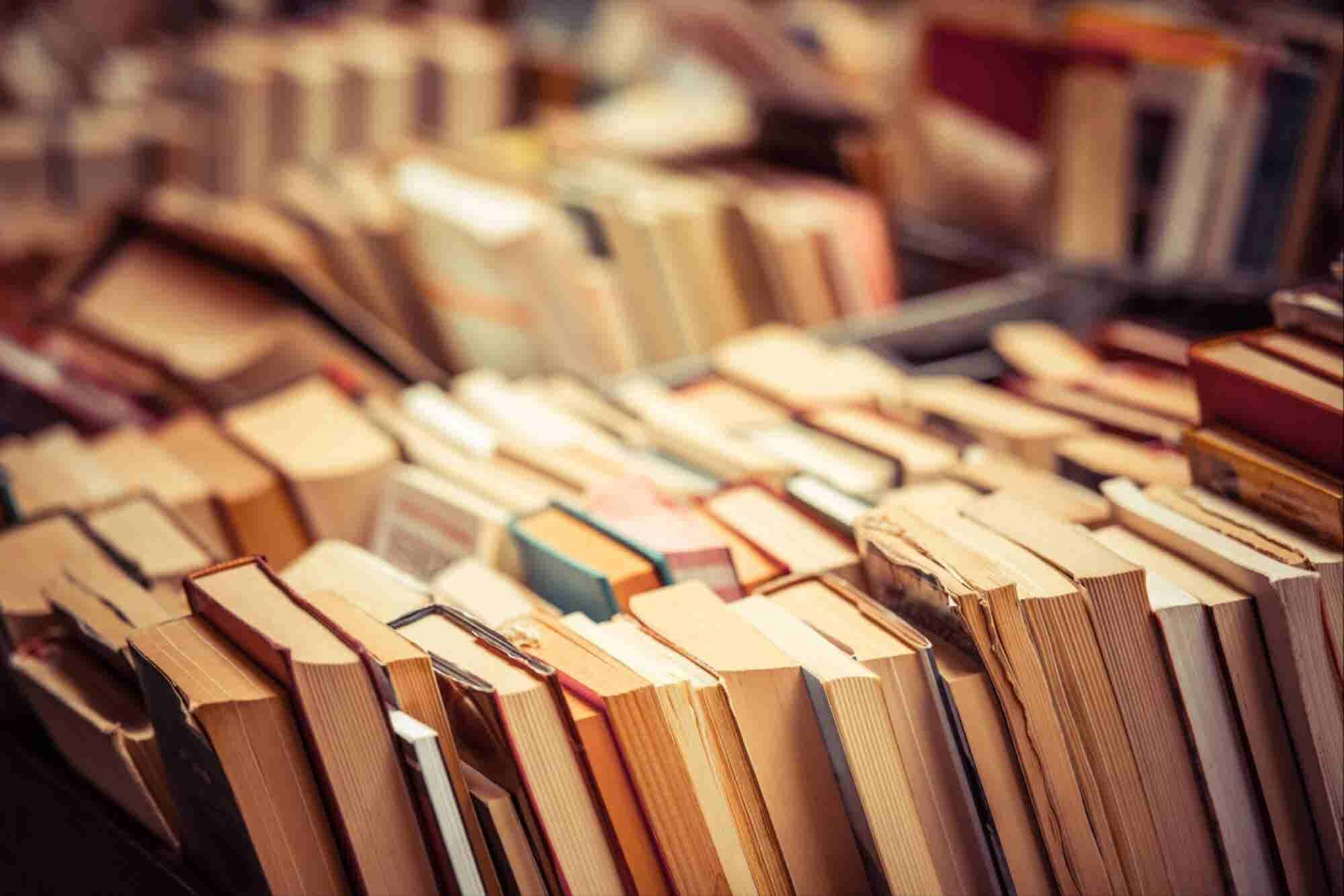 10 Books Every Entrepreneur Should Read Before the Year Ends