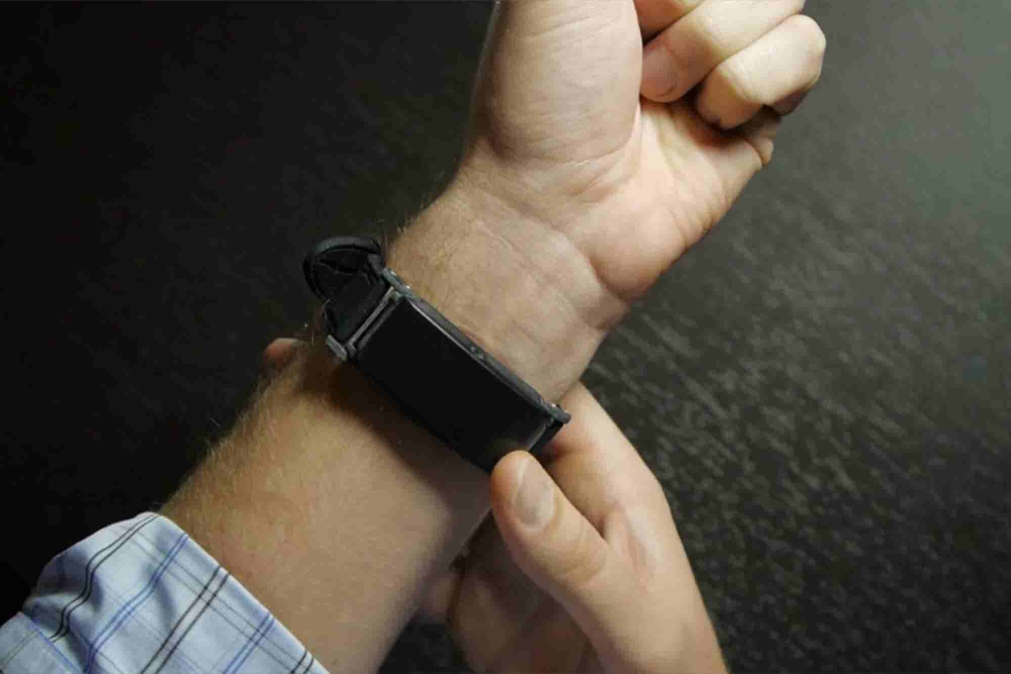 Alcohol-Monitoring Wristband Wins U.S. Prize