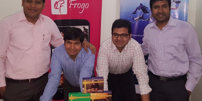 This Gift-Portal Startup Talks About The Merits Of Having A Four-Member Founding Team