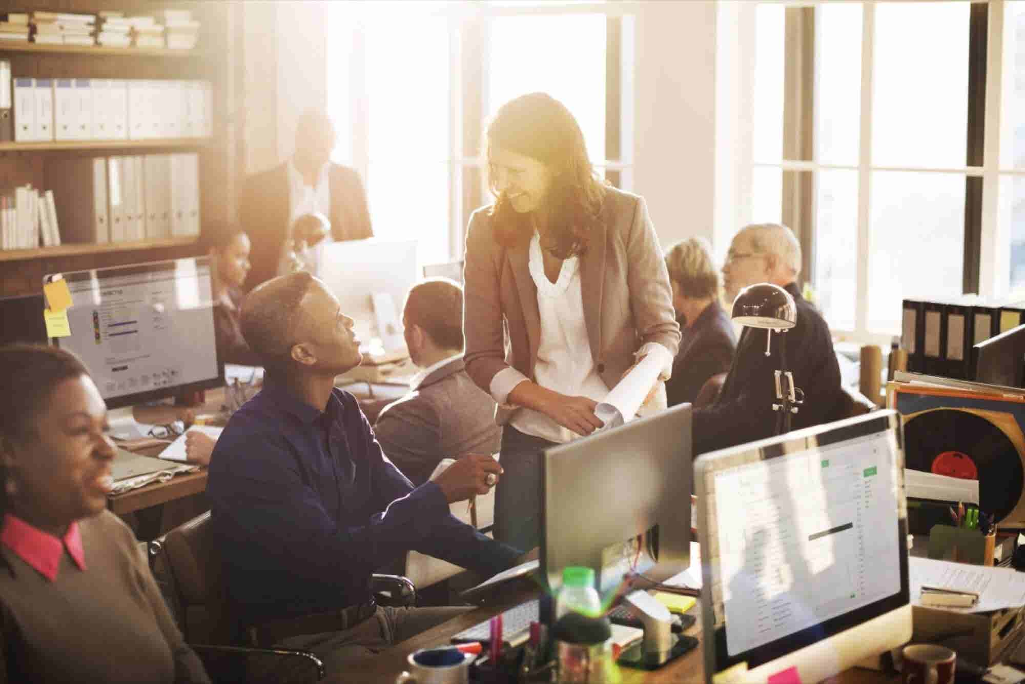 Four Ways To Become A Better Co-Worker