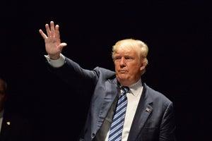 "Trump Says He'll ""Probably"" Back New Marijuana Bill"