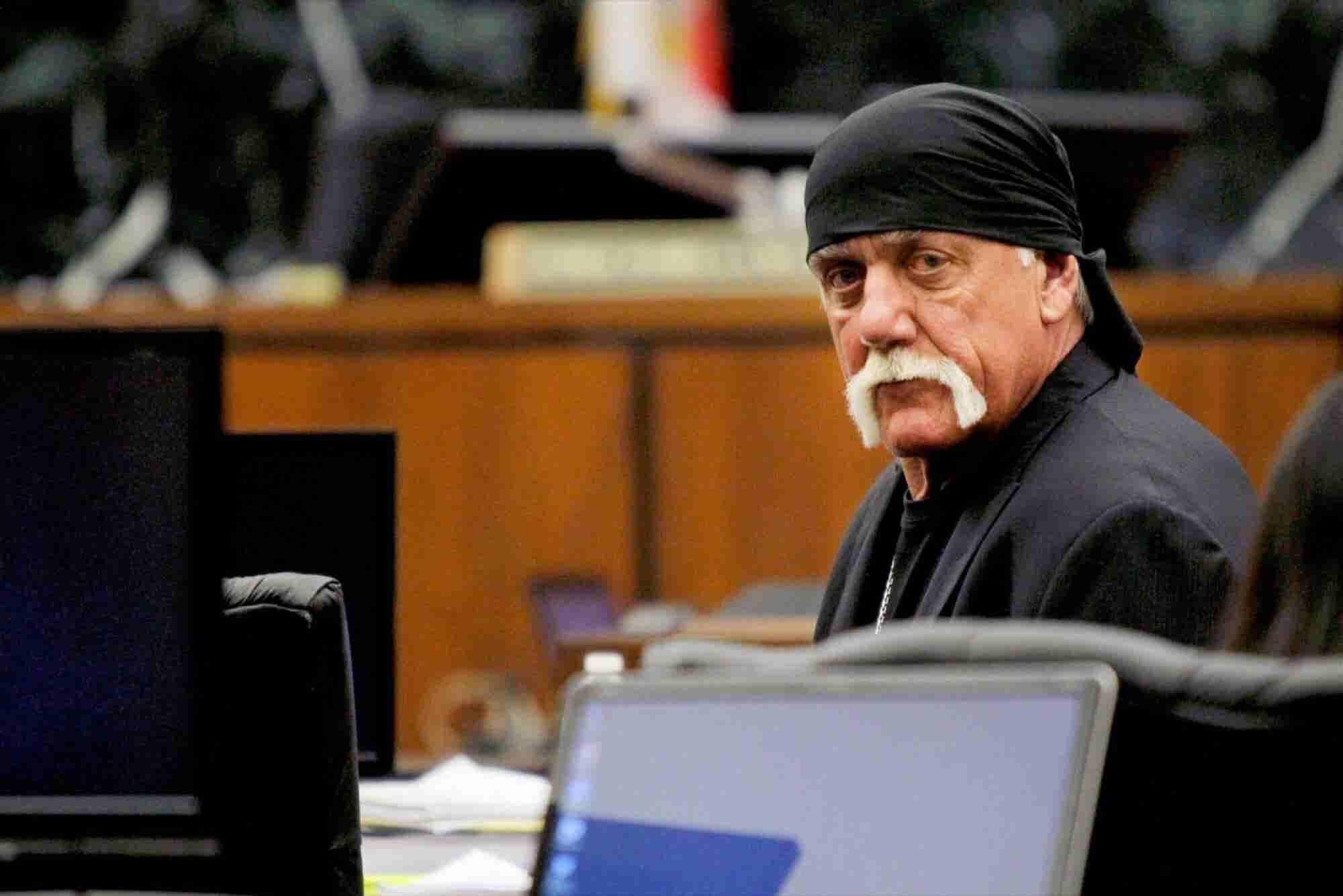 Billionaire Peter Thiel Reportedly Backed Hulk Hogan's Gawker Lawsuit