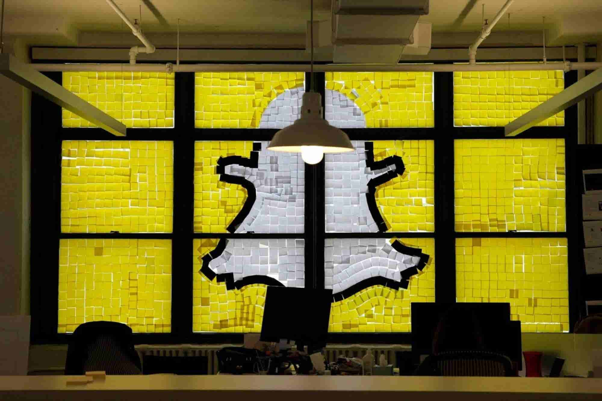 Snapchat Raises $1.81 Billion in New Funding Round