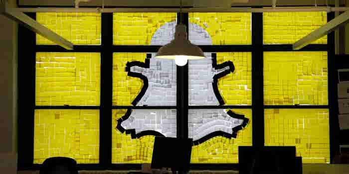 Snapchat Raises $1.81 Billion in New Funding Round