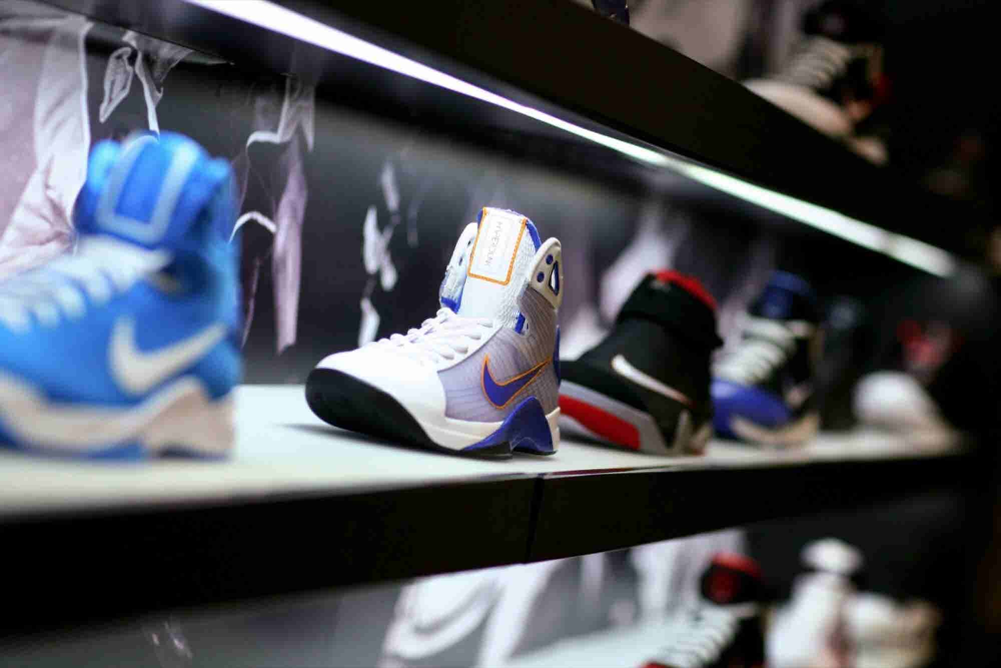 Why I Bought 100 Pairs of Sneakers for My Team