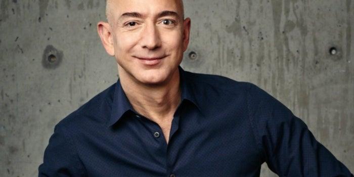 5 cosas que Jeff Bezos hace cuando no está trabajando