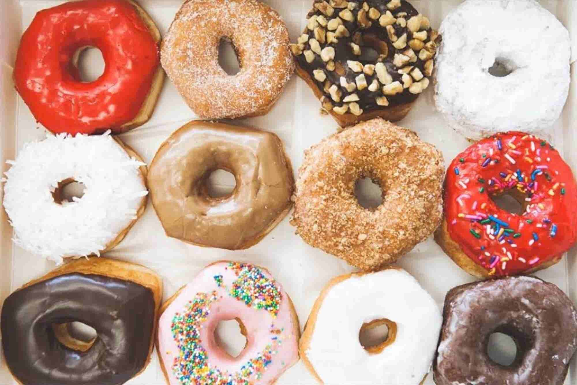 Add Some Sprinkle to National Doughnut Day With These Franchises
