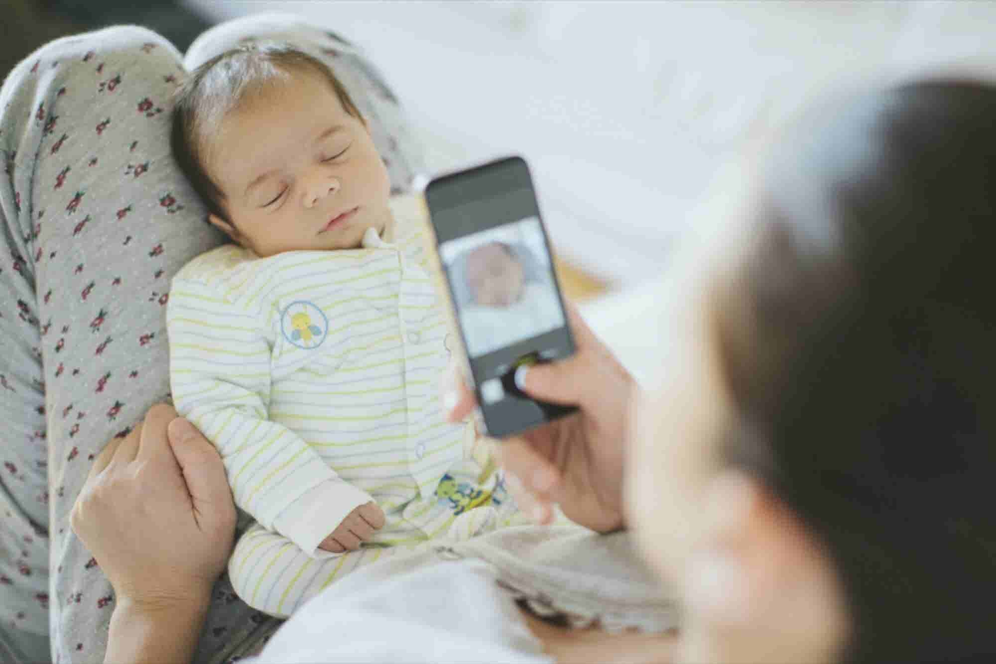 A New Study Explains Why Your Facebook Friends Keep Sharing Pictures of Their Kids -- Start Up Your Day Roundup