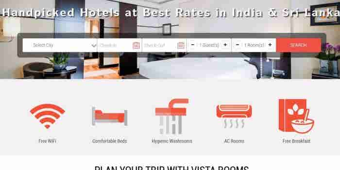 Thomas Cook Ties UP With Vista Rooms