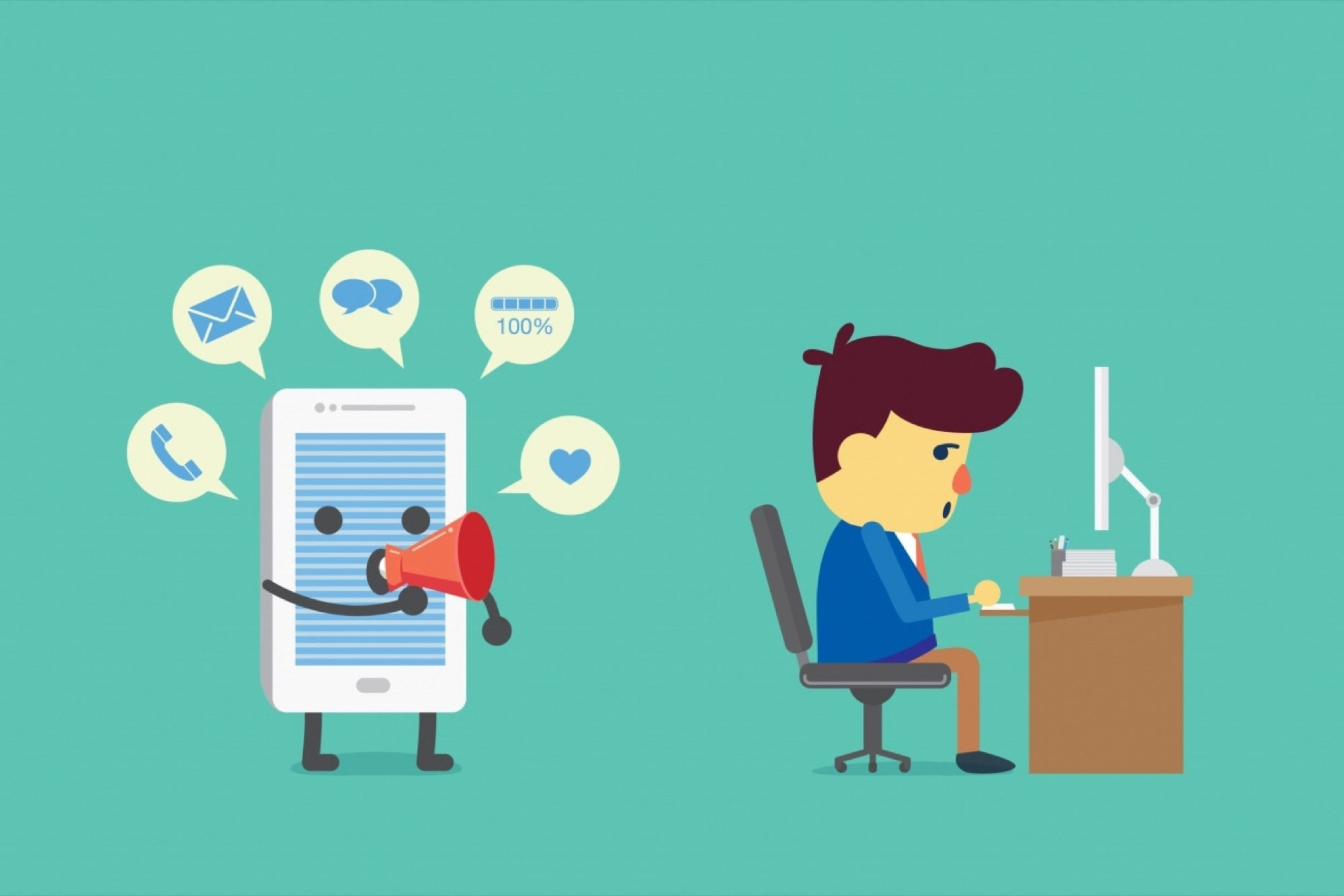 Infographic: How To Focus At Work In The Age Of Distractions