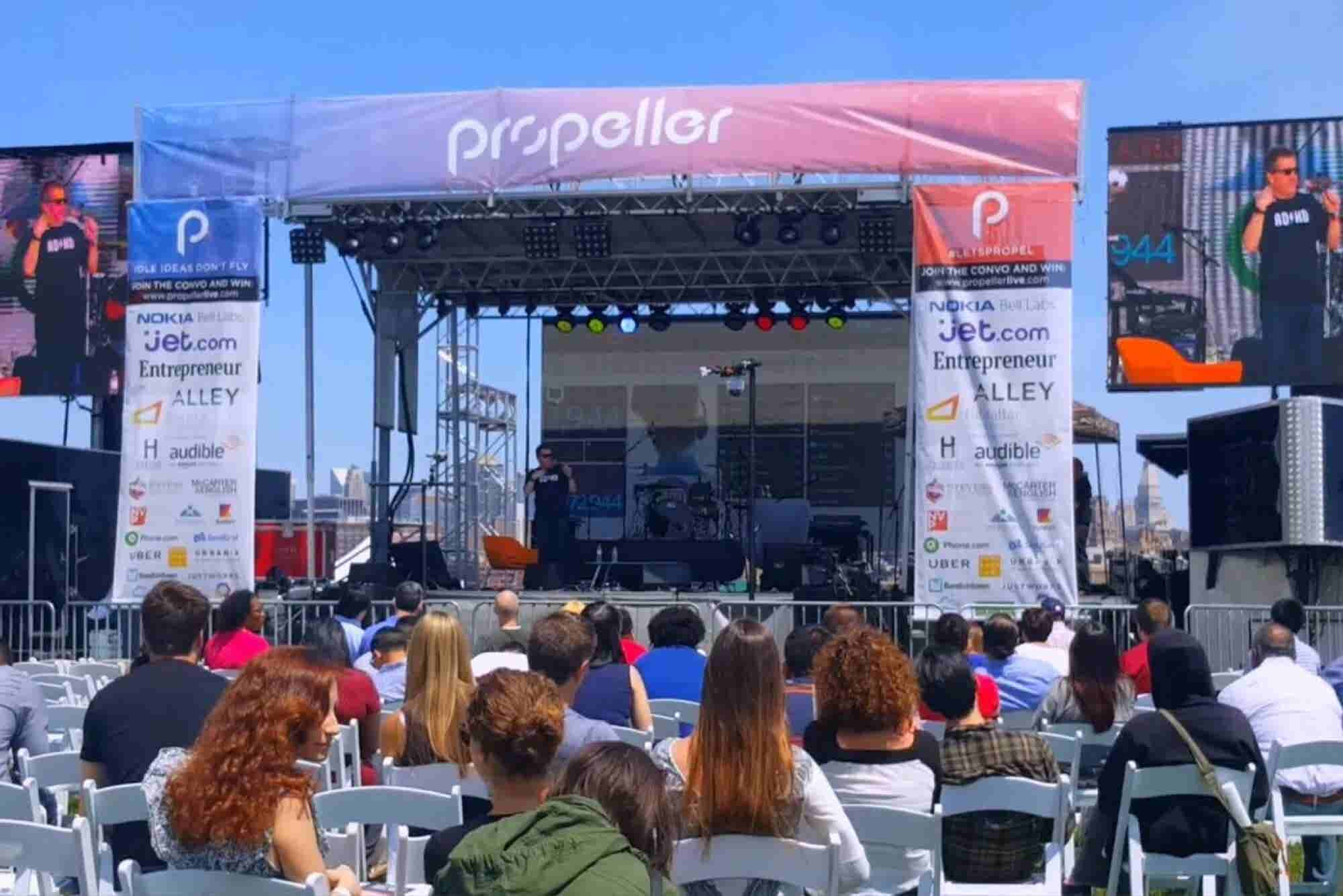 Propeller Festival 2016: Ben Angel Recaps Moments of Inspiration, Innovation