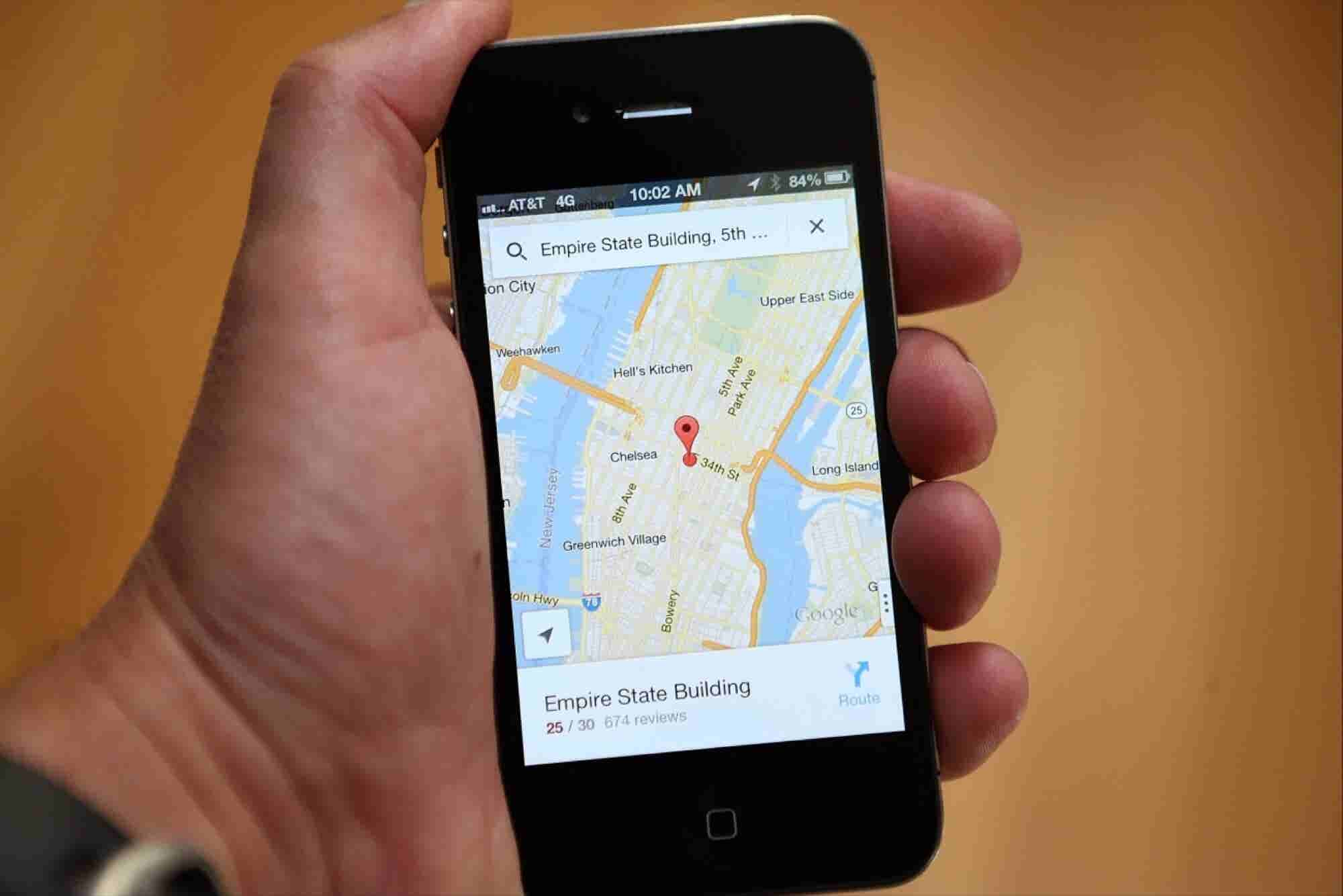 Police Have Been Filing Court Orders to Obtain Google Location Data --...