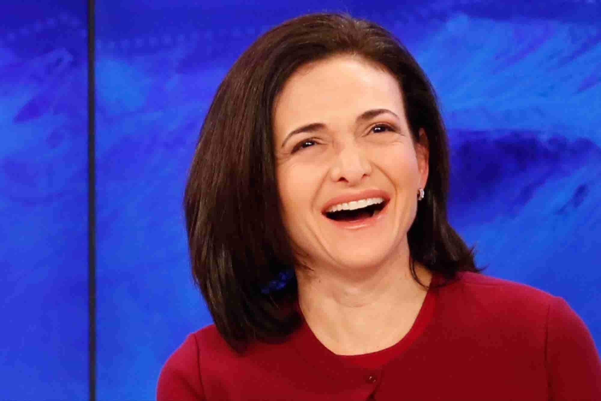 Here's How You Can Embody the Strength and Leadership of Sheryl Sandberg