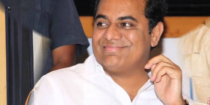 What Are Telangana's IT Minister KT Rao's Plans For Silicon Valley