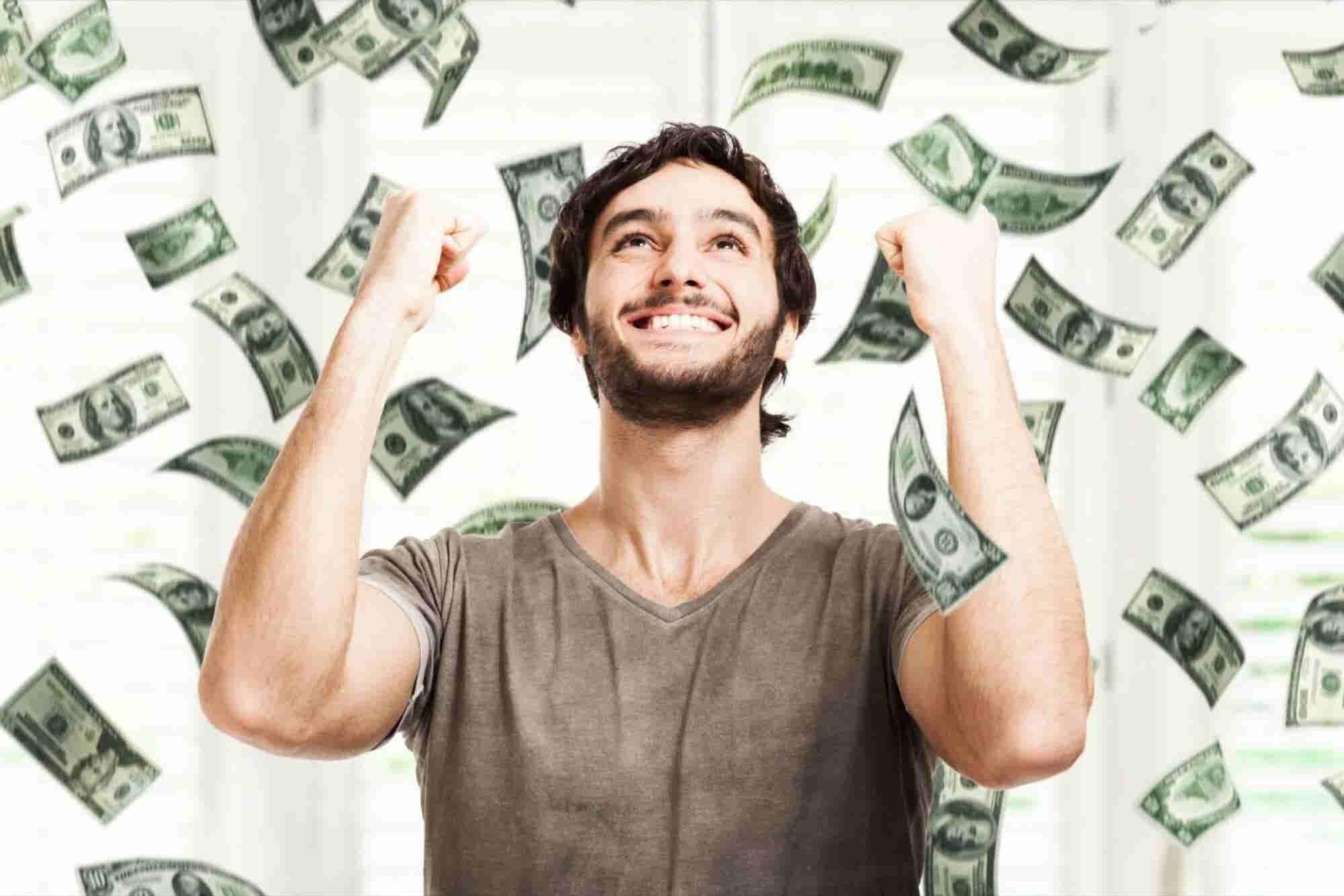 8 pasos lentos (pero seguros) para ser millonario