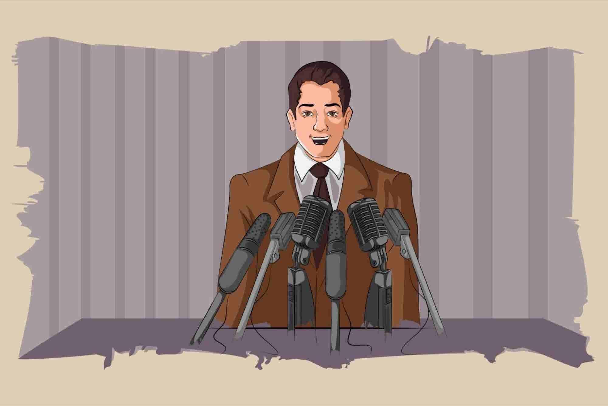 Infografía: 7 consejos para hablar en público