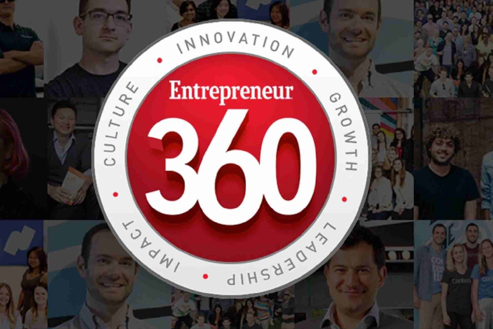 Are You One of America's Most Entrepreneurial Companies? Apply for the...