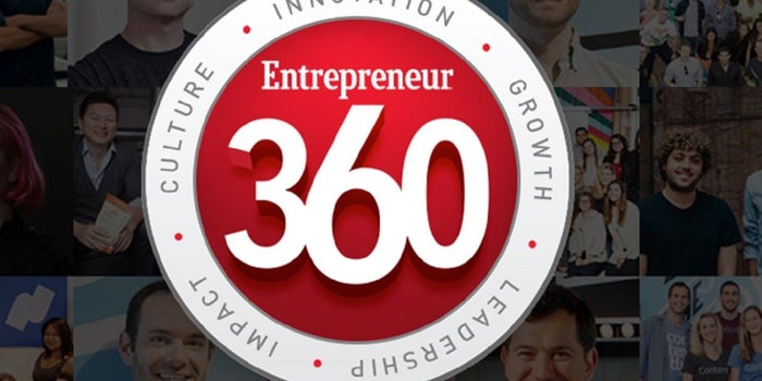 Are You One of America's Most Entrepreneurial Companies? Apply for the 2016 Entrepreneur360™