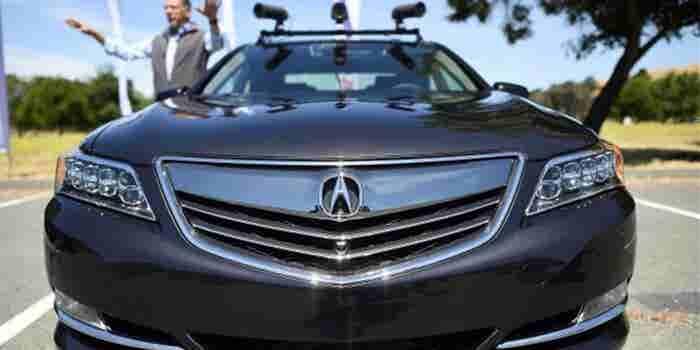 Honda Shows Off Self-Driving Cars at New Calif Testing Facility