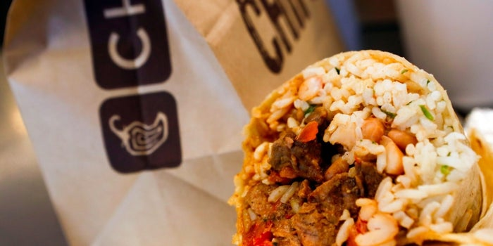 A Man Is Eating Chipotle for 366 Days Straight -- Start Up Your Day Roundup