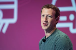 Facebook Board Seeks to Curb Zuckerberg's Control in Case He Leaves the Company