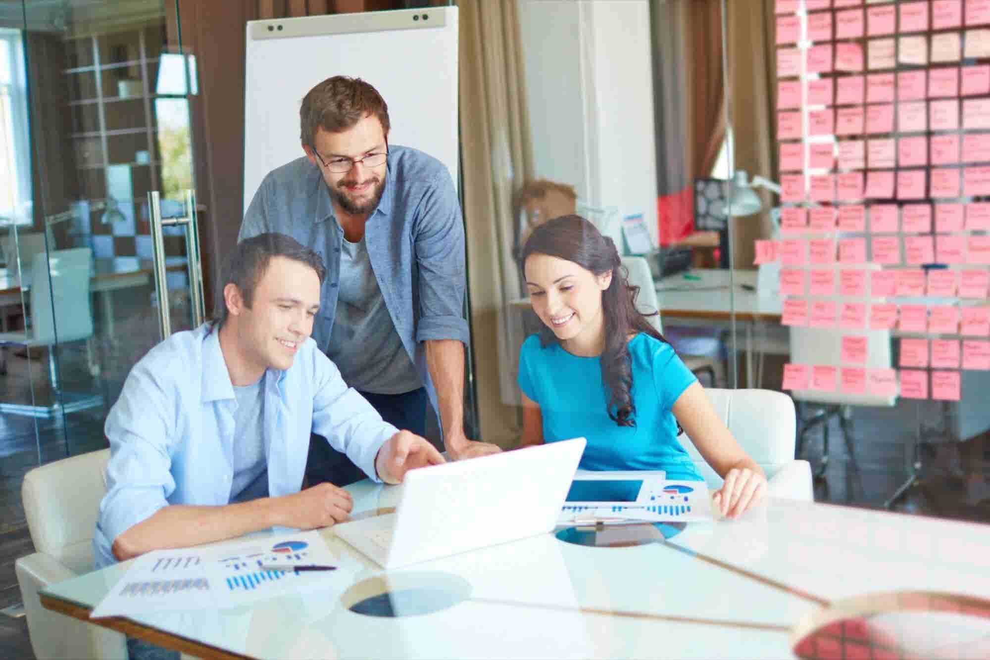 Consigue un mentor para desarrollarte como emprendedor