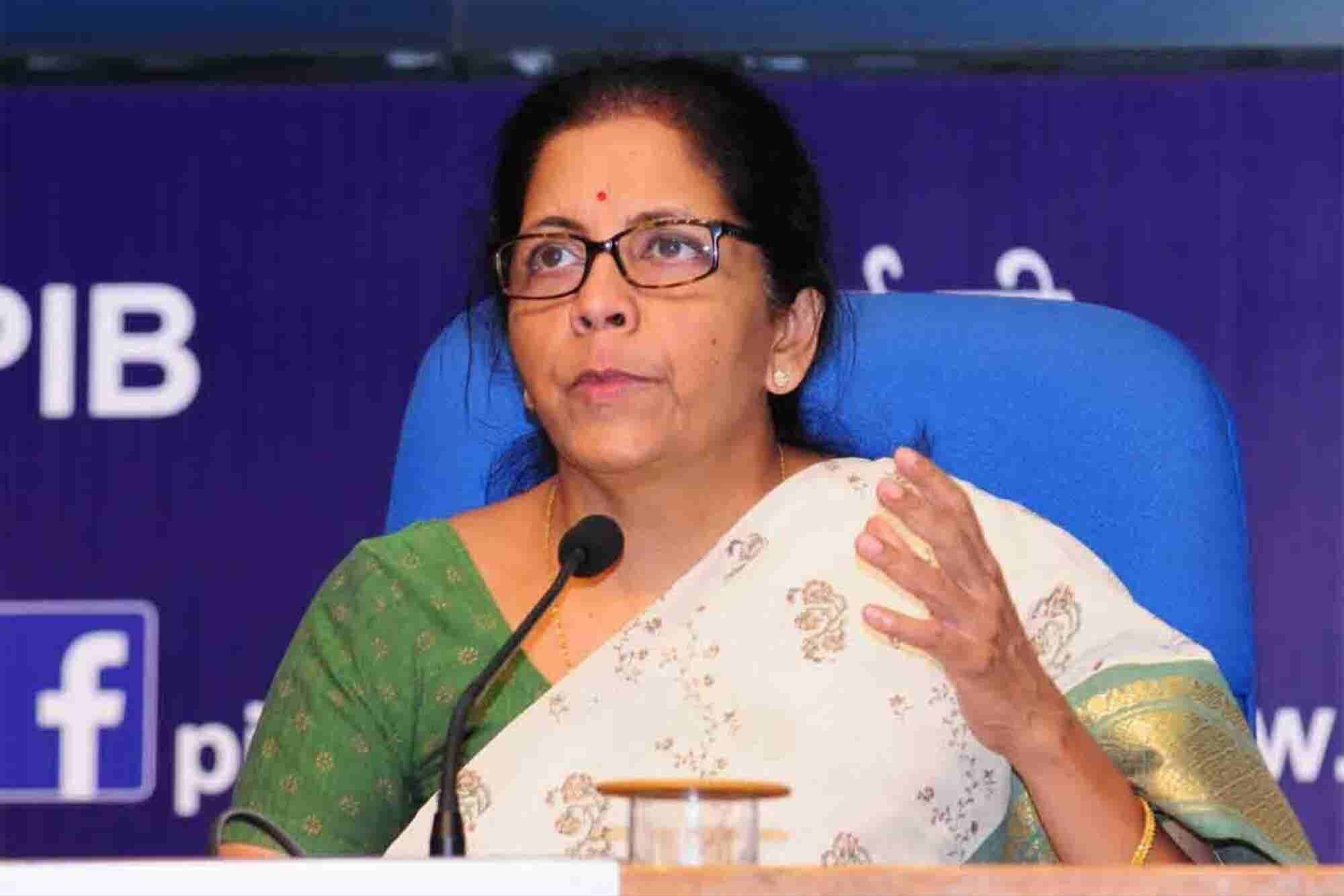 Tax Holiday: Nirmala Sitharaman Reaches Out To Finance Ministry In Favour Of Startups