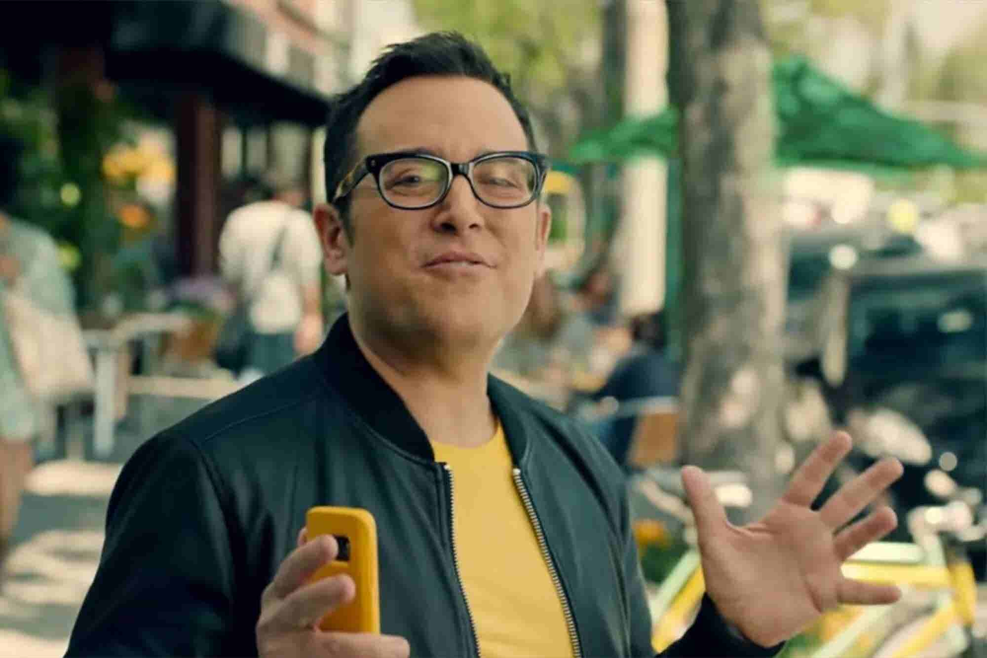 Sprint Steals 'Verizon Guy' for Latest Ad Campaign