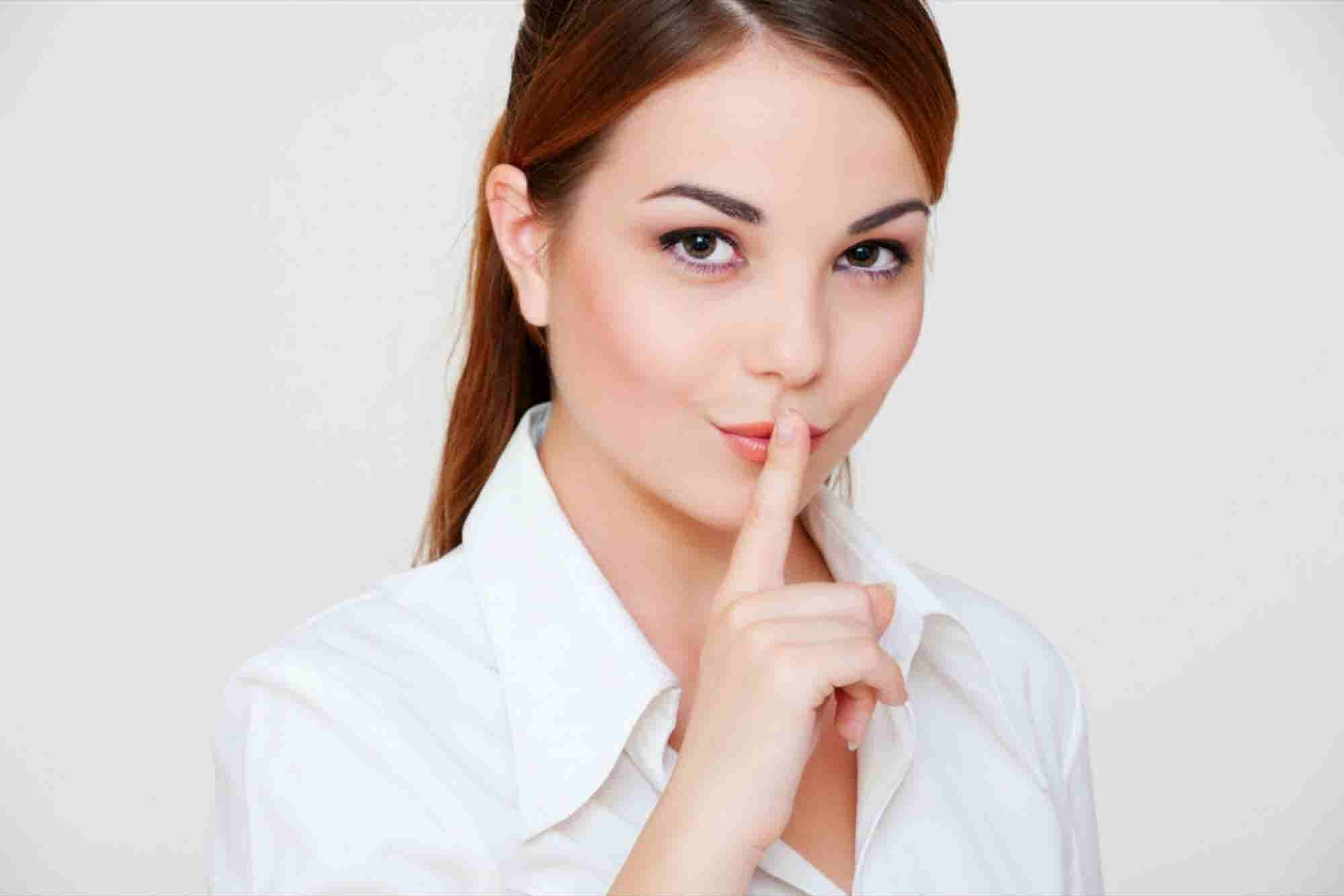 Cómo usar el silencio a tu favor
