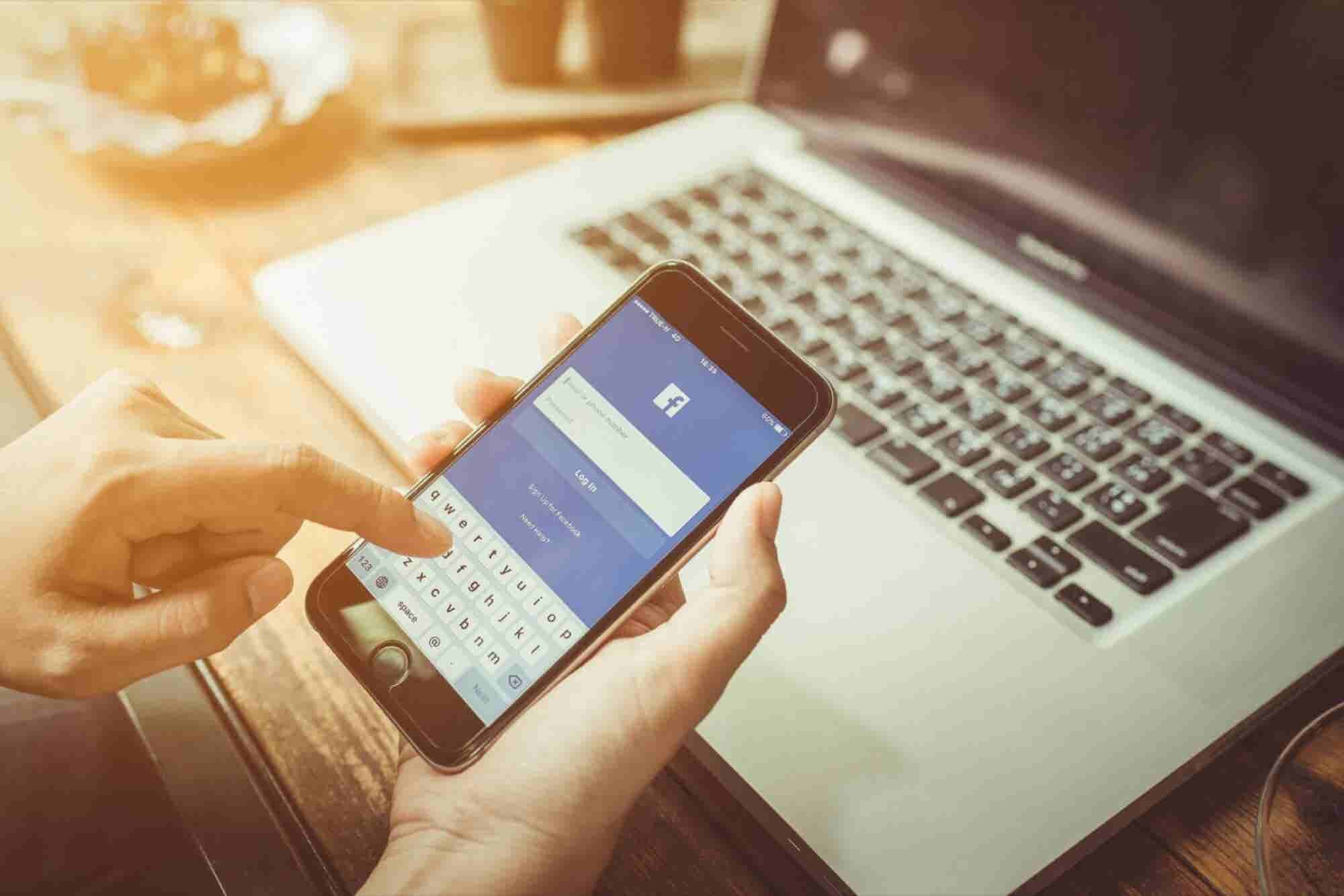 New Study Reveals That Using Facebook Diminishes Your Well-Being