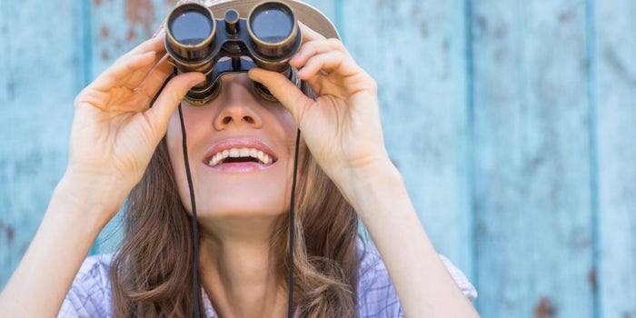 Cómo enfocarte en lo que otros no ven