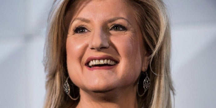 Arianna Huffington to Launch Thrive Global, a New Health and Wellness Advisory Startup