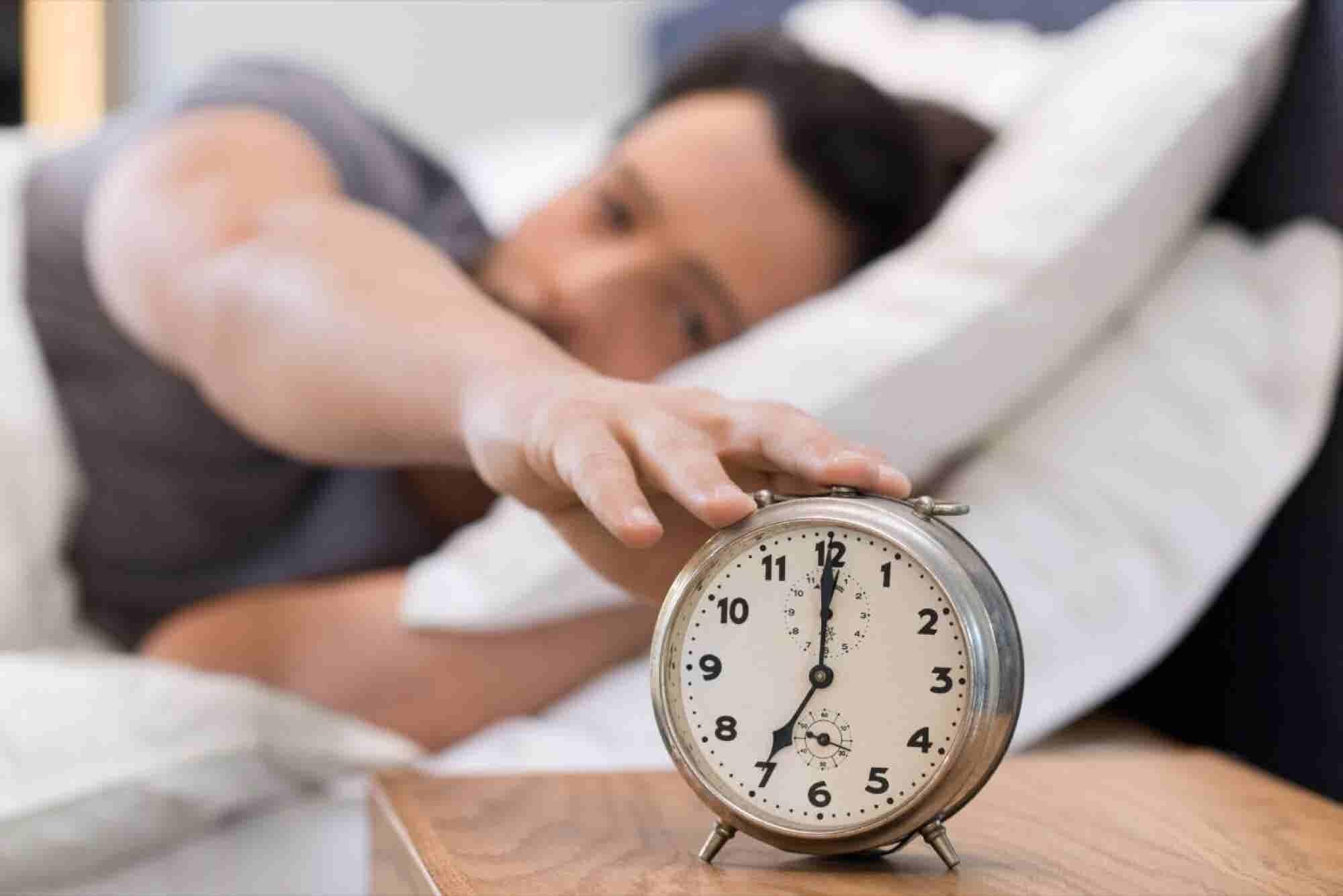 Infografía: 5 pasos para volverte madrugador