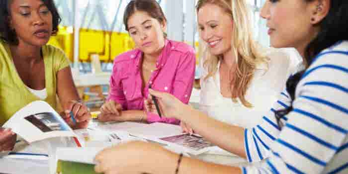 A Mentoring Session For Women Entrepreneurs