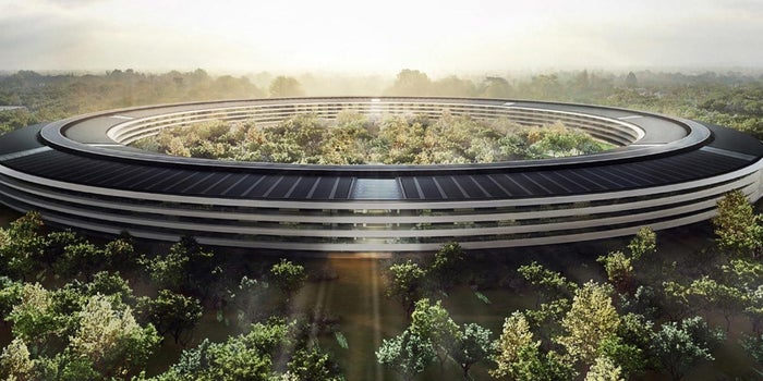 Apple Creates a New Company to Sell Solar Energy