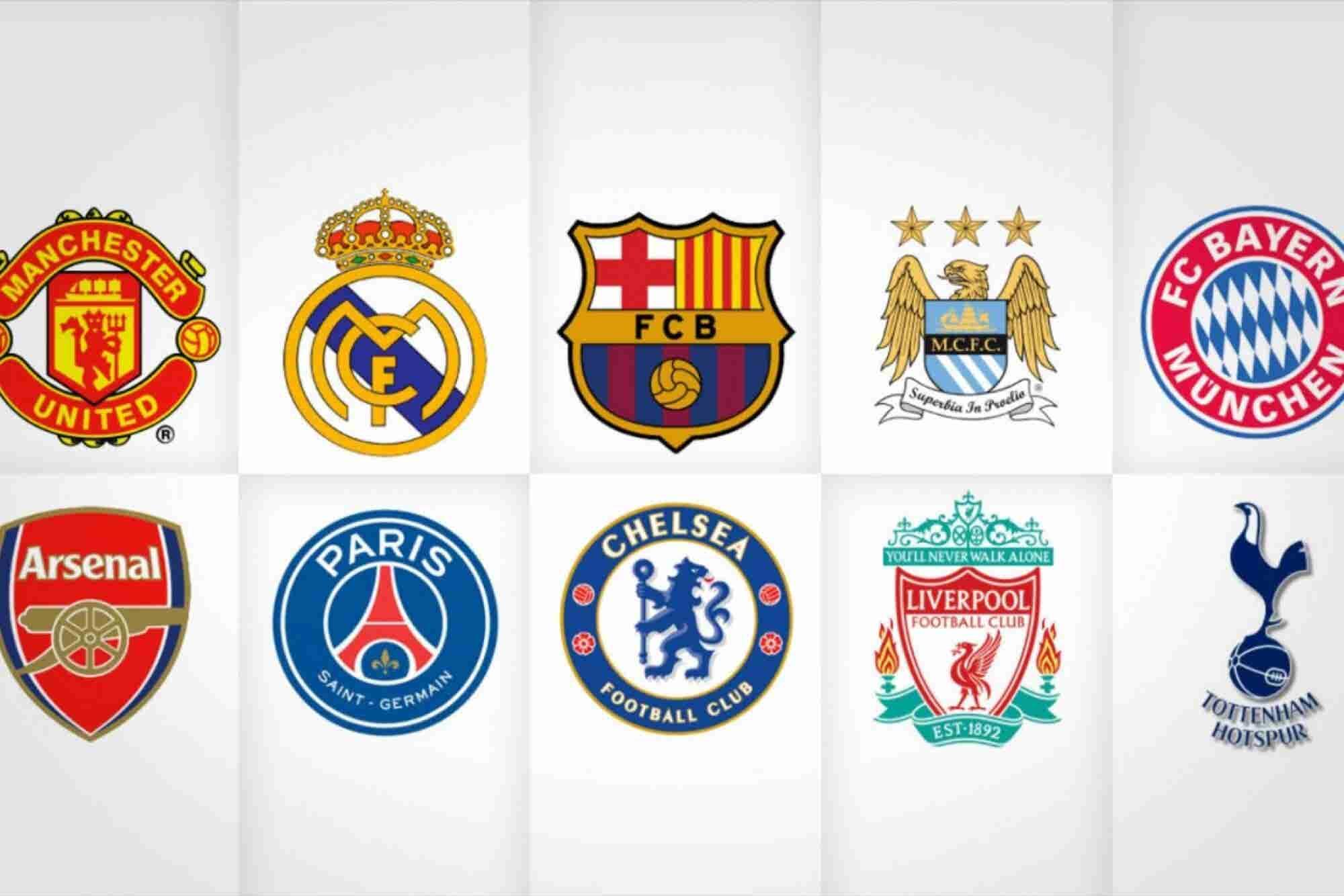 Conoce las 10 marcas de futbol más valiosas del mundo