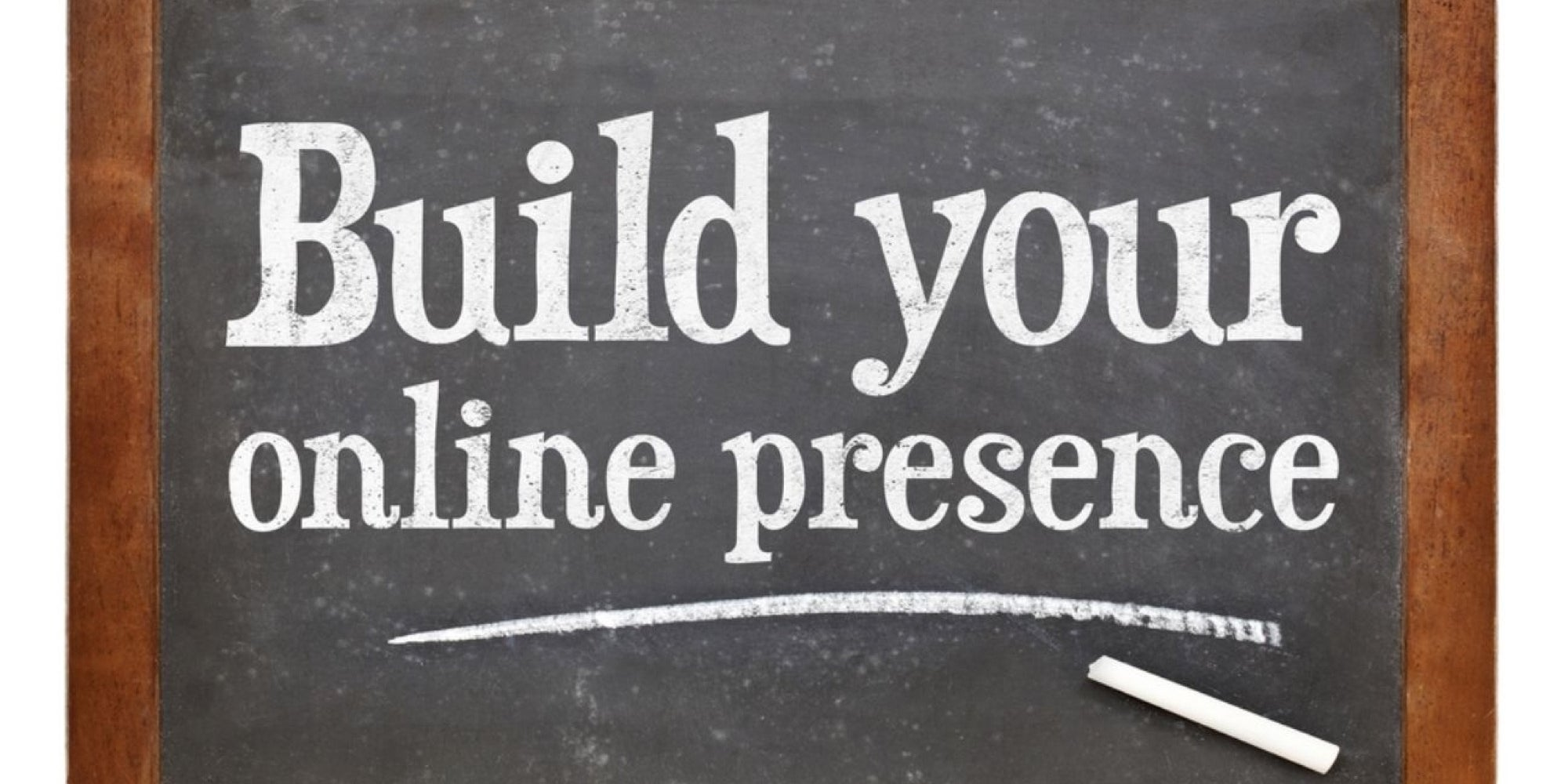 Treating your online presence like a one-time investment