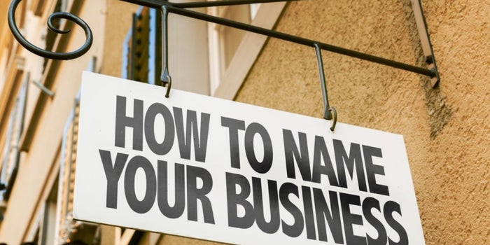 What To Name Your Startup?