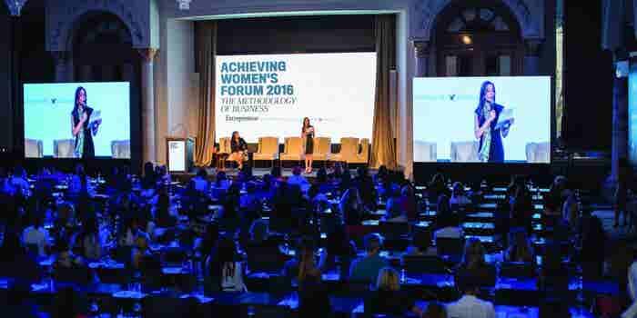 The Recap: Achieving Women Forum 2016