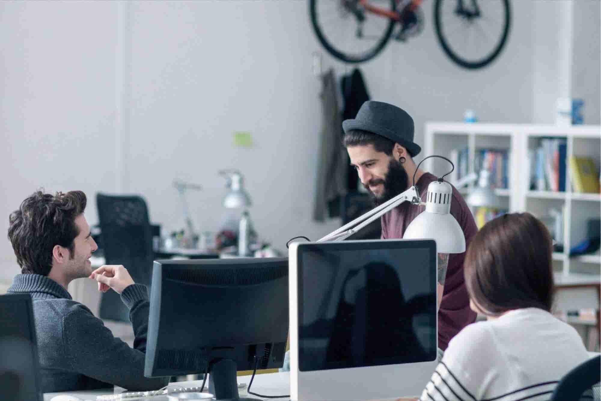 Emprende con un Espacio de Coworking