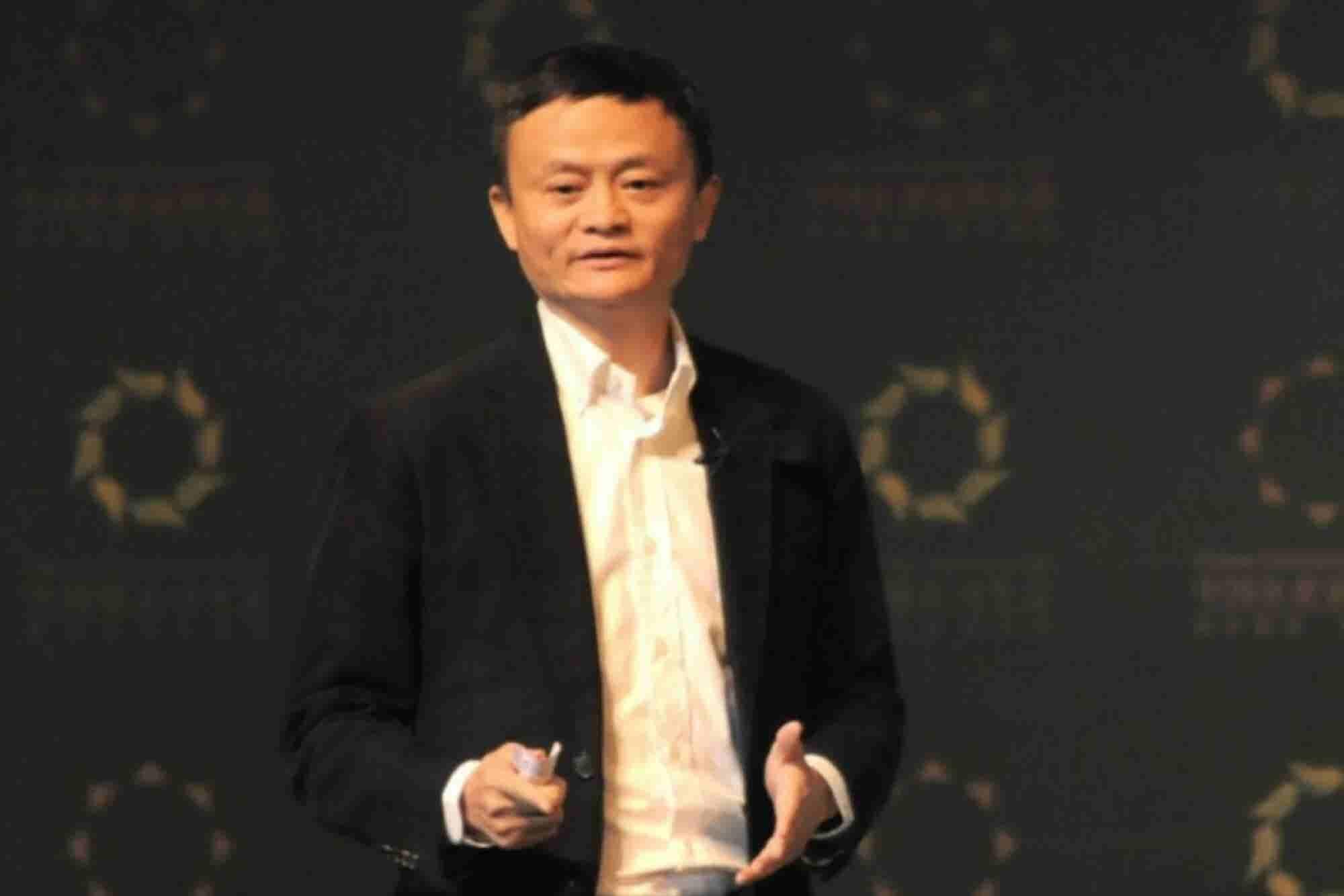 Cómo Jack Ma superó sus 7 fracasos