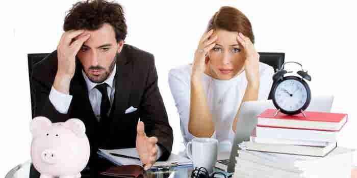 Infografía: 6 errores financieros que debes evitar